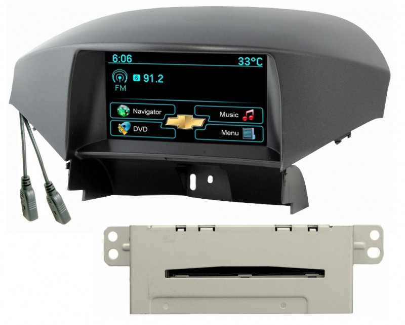 Intro CHR-3121 CH Chevrolet Orlando 2011- Windows