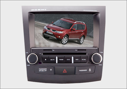 Phantom DV-1156 Mitsubishi Outlander XL Windows