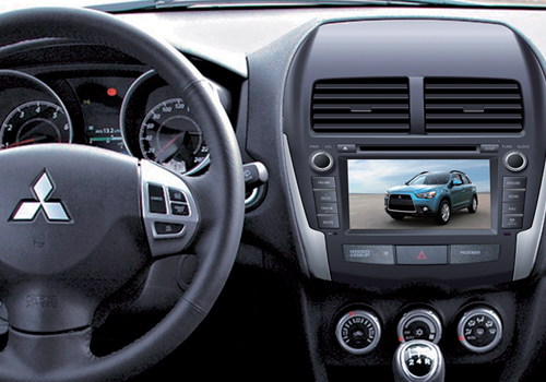 NaviPilot Citroen C4 AirCross 2012-2014 Windows