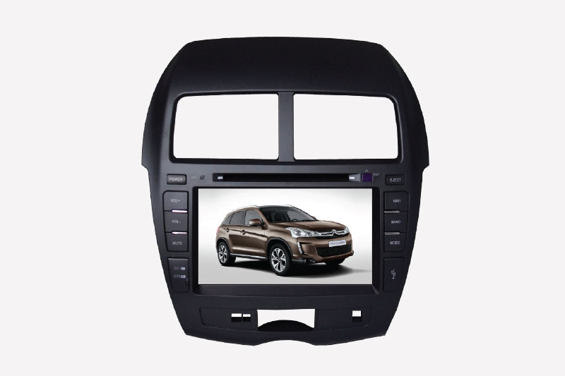 Trinity Citroen C4 AirCross Windows