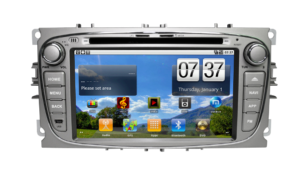 Ford Focus 2007-11 На Android
