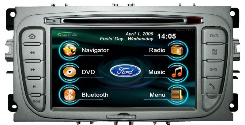 Intro CHR-2277 FM Ford Mondeo 2007- Windows