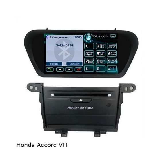 Intro CHR-2288 AD Honda Accord 2008-2012 Windows