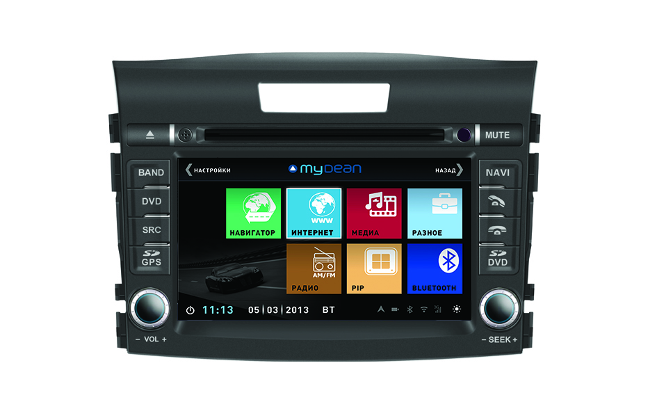 Mydean 1111 Honda CR-V 2012- Windows