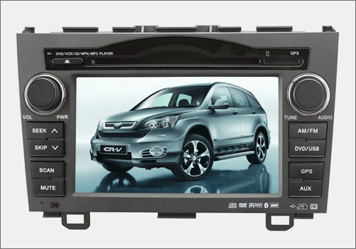 Phantom DVM-1331G HDi Honda CR-V 2006-12 Windows