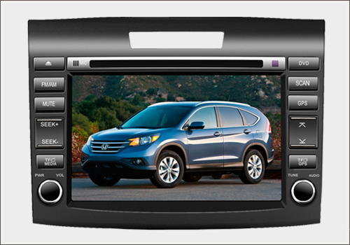 Phantom DVM-1332G i6 Honda CR-V 2012 Windows