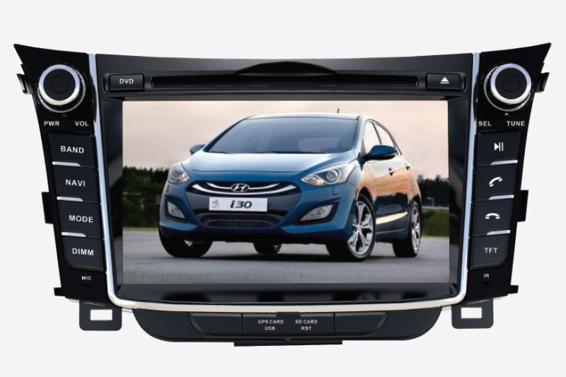 Trinity Hyundai i30 2007-2012 Windows