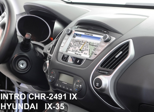 Intro CHR-2491 IX Hyundai IX35 Windows