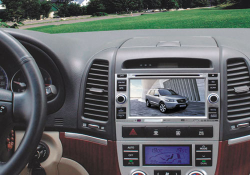 Phantom DVM-1317G HDi Hyundai Santa Fe Windows