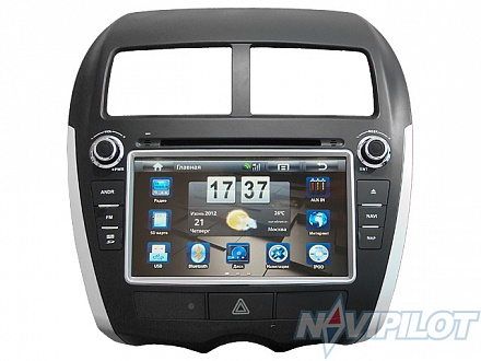 NaviPilot Peugeot 4008 Android