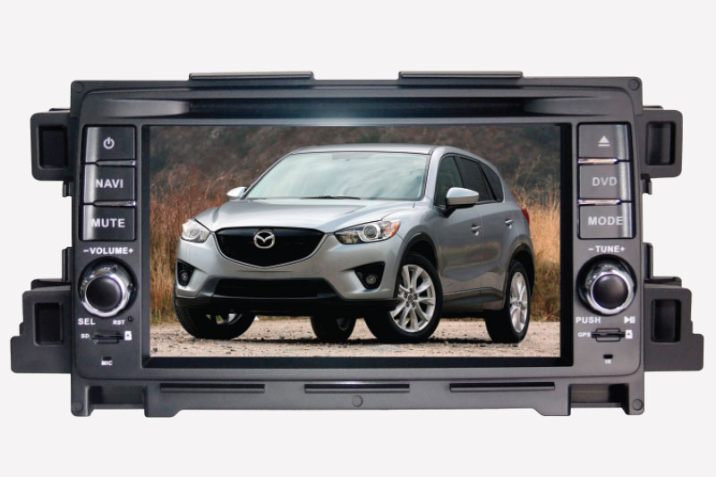 Trinity Mazda CX 5 Windows