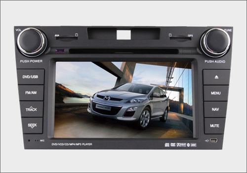 Phantom DVM-7520G i6 Mazda CX-7 2010-2012 Winwows