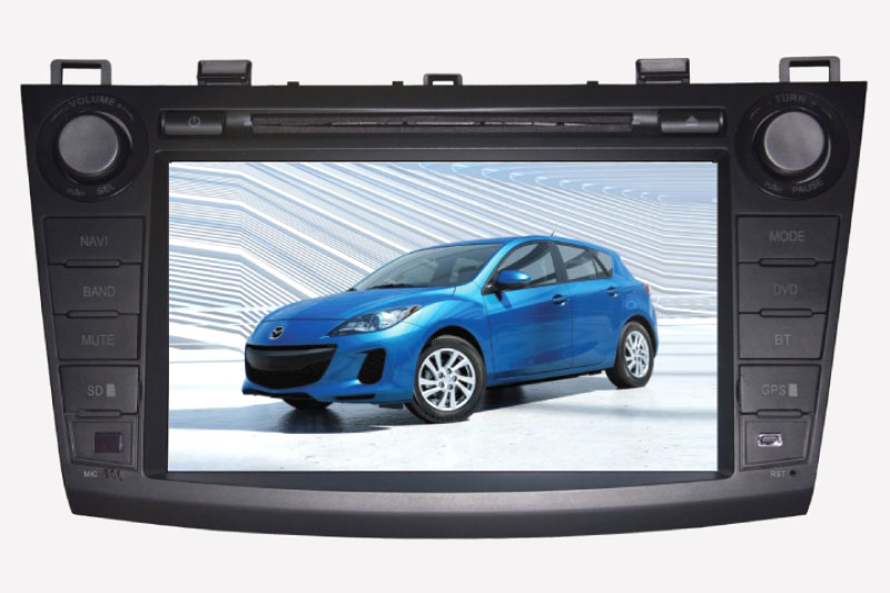Trinity Mazda 3 2010- Windows