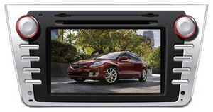 Phantom DVM-6500HD Mazda 6 2007-2010 Windows