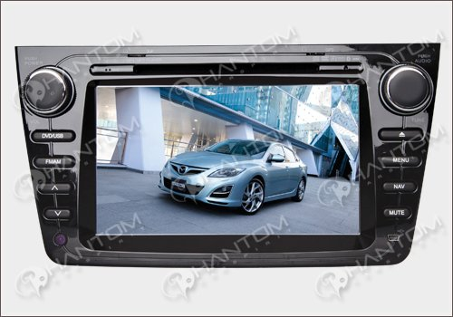 Phantom DVM-6520G i6 Mazda 6 2010-2012 Windows