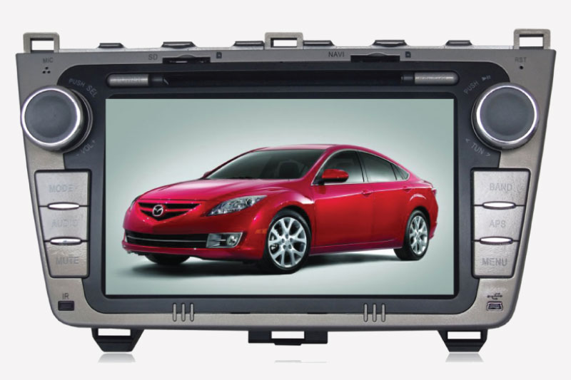 Trinity Mazda 6 2008-2012 Windows