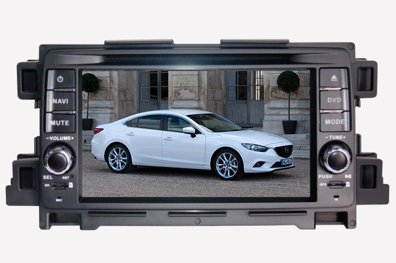 Trinity Mazda 6 2013- Windows