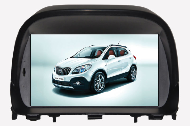 Trinity Opel Mokka Windows