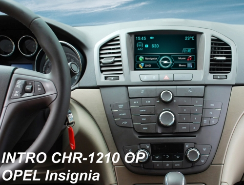 Intro CHR-1210 Opel Insignia Windows